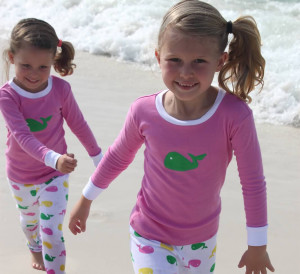 New Jammies Whale PJ Beach