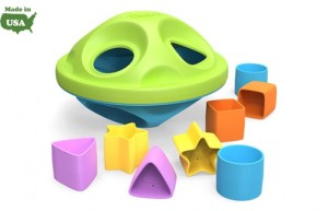 My First Green Toys® Shape Sorter