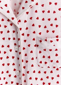 Rodale's Open Heart Pajamas