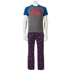 Superman Two-piece Sleep Set