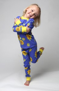 Sunflowers_New Jammies